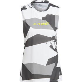 adidas TERREX Parley Agravic TR Tank Women, wit/grijs
